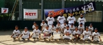 第12回ZETT旗争奪少年野球大会準優勝!